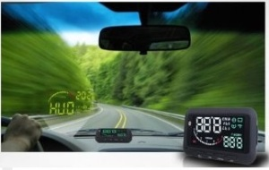 iFound Head Up Display