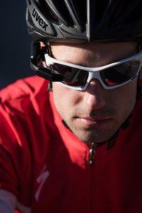 Garmin Varia Vision Head up Display für Fahrradfahrer